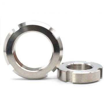 Standard Locknut N09 Bearing Lock Nuts