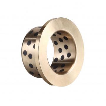 1/4 in x 1/2 in x 1 in  Bunting Bearings, LLC AAB519-3 Plain Sleeve Insert Bearings