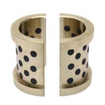 10.0000 in x 10.5000 in x 2.7500 in  Rexnord 701-01160-088 Plain Sleeve Insert Bearings
