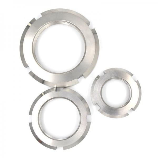 SKF KM 9 Bearing Lock Nuts #4 image