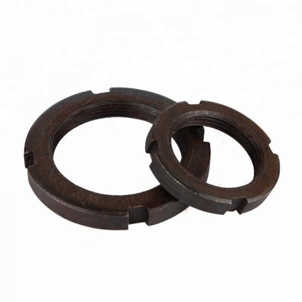 SKF KM 24 Bearing Lock Nuts #4 image