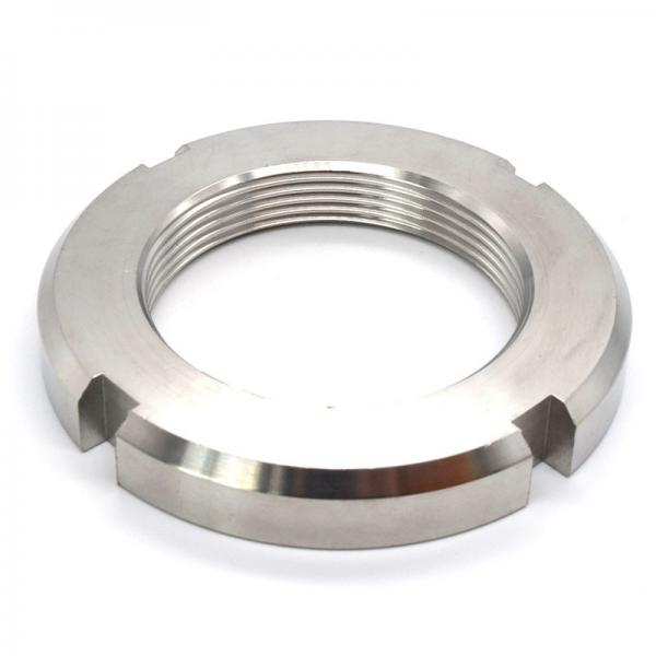 SKF KM 24 Bearing Lock Nuts #2 image