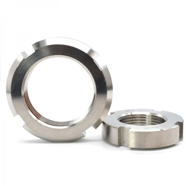 SKF KM 24 Bearing Lock Nuts #5 image